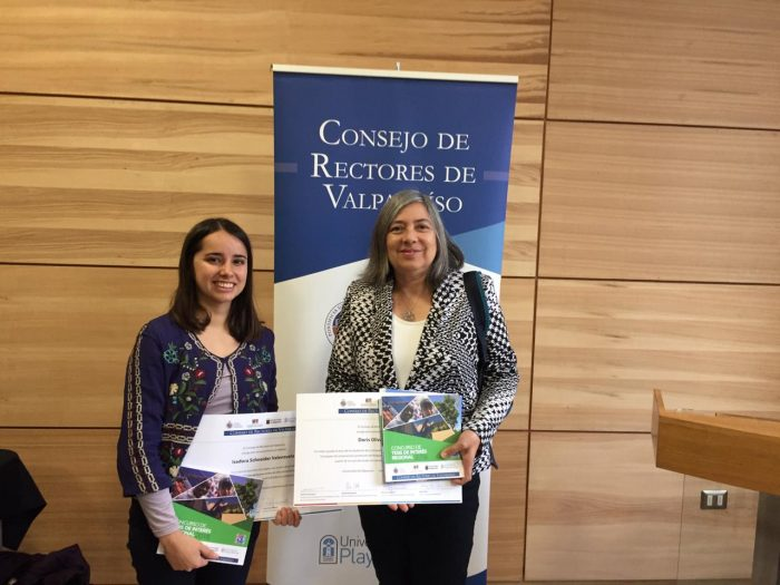 Tesis Ganadora en concurso Tesis de Interés Regional